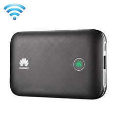 Huawei E5771h-937 Mini 4G Wireless Mobile 300Mbps WiFi Router(Black)