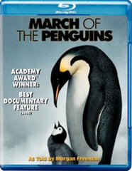 March Of The Penguins Bd Game