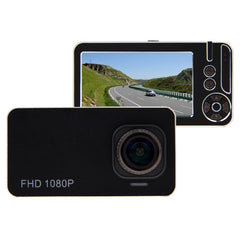 G636 2.7 inch Screen Display Car DVR Recorder Support Loop Recording / Motion Detection / G-Sensor / Night Vision Function
