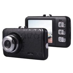 Portable HD Car Camcorder DVR Driving Recorder Digital Video Camera Voice Recorder 2.2 inch 4:3 TFT Screen Display Support Motion Detection TF Card