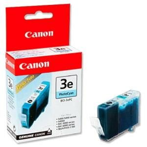 Original Canon BCI-3 Photo Cyan Ink Cartridge