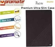 Promate Dotti Premium ultra Slim and Sporty Case for iPad Air -Black