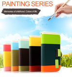 KALAIDENG Painting Series - Wallet Case For Samsung Galaxy S3 - Zasttra.com - 1