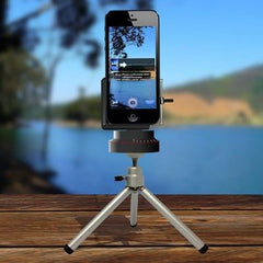 25s Wind Up Panoramic Pod with Mini-Tripod (for iPhone ® & Android)