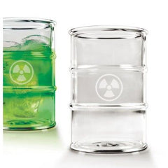 Polluted Drink Glass 350ml (2 pack)