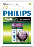 Philips Rechargeables accu Battery 2 X R6B2RTU20 AA