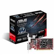 Asus AMD Radeon R7 240 DirectX 11.2 2GB 128-Bit DDR3 PCI Express 3.0 HDCP Ready Low Profile Graphics Card