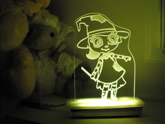 Witch Hazel the Little Witch Night Light