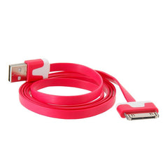 Iphone 4S Charging Cable Red