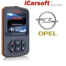 iCarsoft Opel Scan Tool i902 - Online Update
