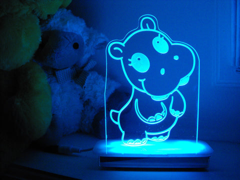 Thomas the Hippo Night Light