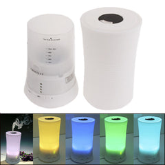 Ultrasonic Aroma Diffuser with Color Changing LED Mood Light