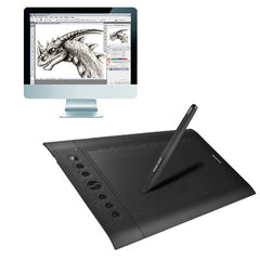 HUION H610 Pro 10 x 6.25 inch Digital Graphic Drawing Board
