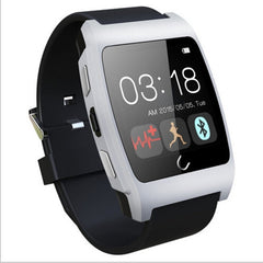 Uwatch UX 1.44 inch Touch Screen BT 4.0 Health Smart Watch Support Heart Rate Monitor Pedometer Sleep Monitor Remote Pictures Anti-lost Function