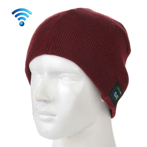 Knitted Bluetooth3.0 Winter Hat