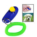 Dog Cat Pet i-Click Training Clicker Aid Guide Pryor