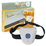 Ultrasonic Bark Stop Collar(White)