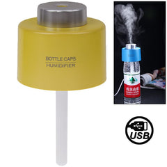 USB Bottle Caps Aroma Diffuser Mist Maker Air Humidifier