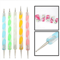 Nail Painting Point Diamond Pen Length: 13cm