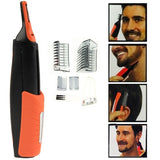 Micro Touches Hair Trimmer All-In-One Head To Toe Groomer