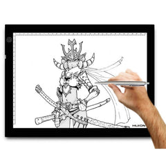 Huion A4 17.7 inch LED Light Tracing Pad Artcraft Light Box