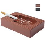 Portable Buddha's Palm Design Ashtray for Home Car Use (Random Color Delivery)