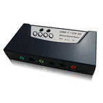 USB 2.0 7 in 1 Audio 8 Channel Sound Box