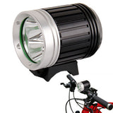 CREE XM-L 3 x T6 3 Mode 3800LM Bicycle Light and Headlight