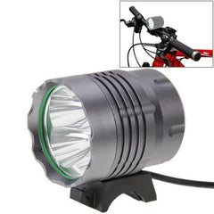 3 Mode 4X CREE XM-L T6 LED Bicycle Lamp Light Luminous Flux: 4800lm