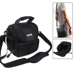 Portable Digital Camera Bag With Strap Size: 135x125x155mm