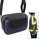 Portable Digital Camera Bag With Strap(Dark Blue)