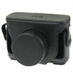 Leather Camera Case Bag for Sony X10