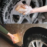 Car Wash Cleaning Sponge (Khaki) - Zasttra.com - 3