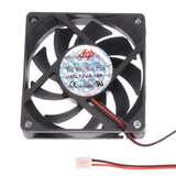 70mm 2-pin Cooling Fan (7015 2-pin)(Black)