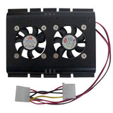 4-pin Hard Drive Disk Cooling Fan