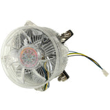 CPU Copper Cooling Fan for Intel Core 2 & Intel LGA775 4-pin