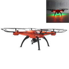 SYMA X5SW 2.4GHz 4-channel Quadcopter with Flash Light / FPV Camera / 6-axis Gyro(Red)