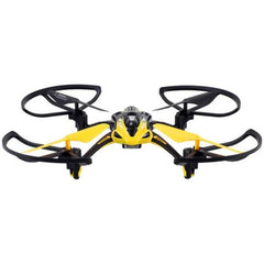 6052 4-Channel 360 Degree Flips 2.4GHz Radio Control Quadcopter with 6-axis Gyro(Yellow)
