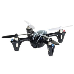Hubsan X4 H107L 2.4GHz 4-Channel 6-Axis Radio Control Mini Quadcopter(Black)