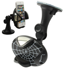 Car Universal 360 Degree Rotating Support Holder for iPhone 5 / iPhone 4 & 4S (Black)