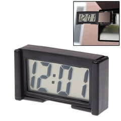 LCD Digital Electronic Car Clock