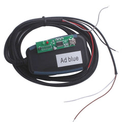 Adblue 7 in 1 Emulator Module / Truck Remove Tool with Programming Adapte(Black)