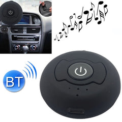 Multi-Point Car Bluetooth Audio Transmitter(Black)