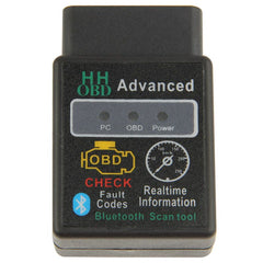 HH OBD ELM327 OBD2 OBDII V1.5 Bluetooth Diagnostic Tool