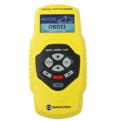 T69 Car OBDII Diagnostic Tool / Multilingual Auto Scanner