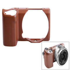 Personalized Camera Case for Sony NEX-5T / NEX-5R / NEX-5TL(Brown)