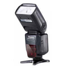 Triopo TR-988 Universal TTL High Speed Flash Speedlite for Canon & Nikon DSLR Cameras