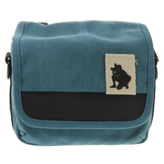 Universal Camera Bag Inside Size: approx. 200mm x 115mm x 100mm(Blue)