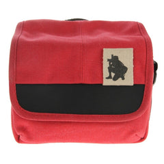 Universal Camera Bag Inside Size: approx. 200mm x 115mm x 100mm(Red)