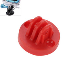 Camcorder Mount Adapter to Tripod Stand for GoPro HERO4 /3+ /3 /2(Red)